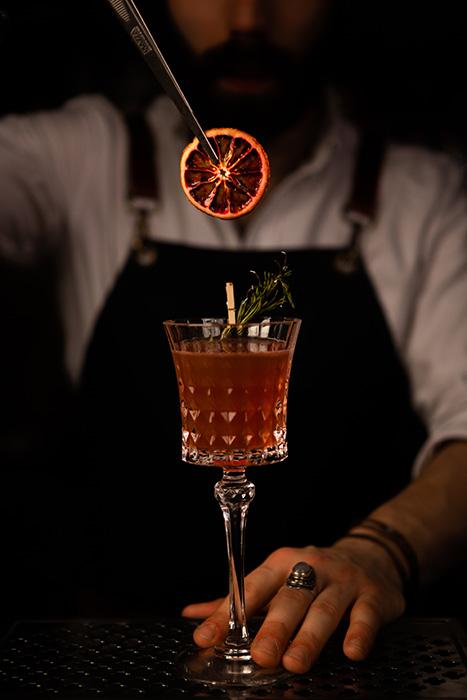 Spécialiste du cocktail